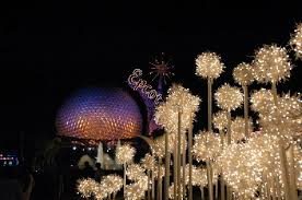 a fond look back at epcot s lights of winter