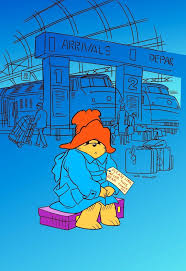 paddington bear refugee yorker
