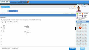 pattern of gate exam detailed graduate aptitute test in engineering gate exam pattern