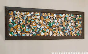 Diy Bedroom Decorating Ideas How To Make Wood Slice Art From Branches Mountainmodernlife Com