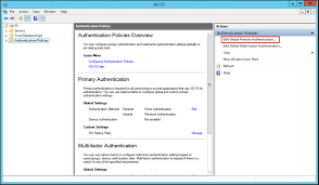 configure authentication policies microsoft docs