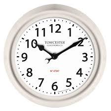 wall watch wall clocks clocks home electricals robert dyas