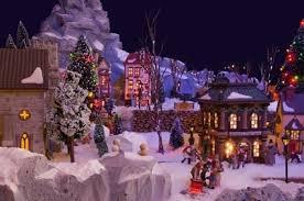 lemax christmas village miniatures