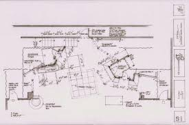 Set Design Floor Plan Design Diary R U0026 J Construction Drawings