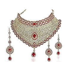 ladies necklace images Traditional ladies necklace set at rs 1050 piece fashion jpg