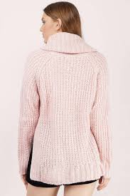 knitted sweater blush sweater pink sweater knitted sweater blush top 12