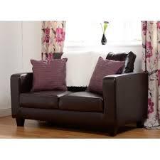 faux leather sofas wayfair co uk