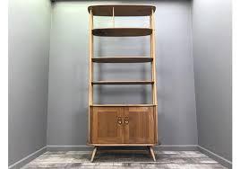 Ercol Bookcase Vinterior Vintage Midcentury Antique U0026 Design Furniture