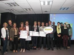 chambre de commerce et d industrie caen communique de presse 3 06 2016 remise de cheques a 4 entreprises
