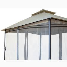 Osh Patio Furniture Covers by Osh 13 U0027 X 10 U0027 Waterford 2010 Gazebo 5lgz6526 B 6822183 Garden Winds
