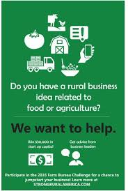 bureau entrepreneur the farm bureau rural entrepreneurship challenge is the