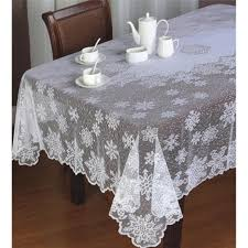 cheap lace overlays tables wholesale christmas snowflake table clothes white lace tablecloths