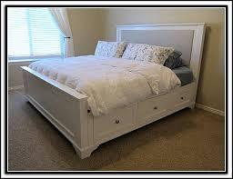 king size platform bed frame canada home design ideas