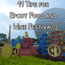 Epcot World Showcase Map 2017 Complete Guide To The Epcot International Food And Wine