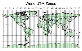 utm zone map utm coordinate system xms wiki