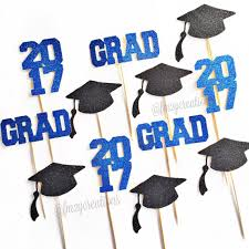graduation center pieces 2018 cupcake toppers graduation graduation party cupcake toppers