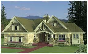 modern craftsman house plans brick floor in kitchen cottage style homes best craftsman style