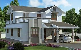 Home Design 3d 2 Storey 3d Plan 2d Plan House Planning Kerala House Designing Kerala