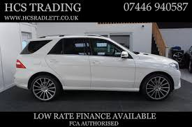 used mercedes m class uk used mercedes m class white for sale motors co uk