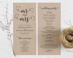 Wedding Ceremony Program Fans 35 Best Nathan And Ariel Wedding Program Ideas Images On Pinterest