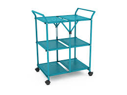 amazon com dar living folding cart with handle capri breeze
