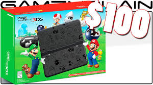 new nintendo 3ds amazon black friday nintendo announces 99 99 new 3ds price for black friday youtube