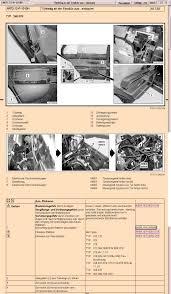 Ergonomische B Om El Beispielsseiten Mercedes Benz Werkstatt Informations System Mb Wis
