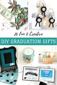 20 unique ideas for a diy graduation gift diycandy com