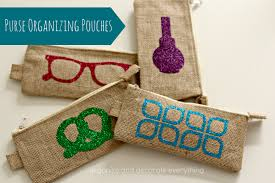 organzing purse organizing pouches organize and decorate everything