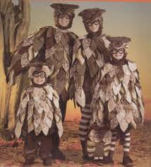 Baby Halloween Costumes Owl Family Wearing Owl Costumes Costume Costumes