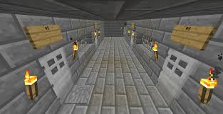 Minecraft 1 8 Adventure Maps Escape The Jail Adventure Map Minecraft Project