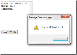 Count No Of Words In Unix Count The Number Of Words In A Textarea Jquery