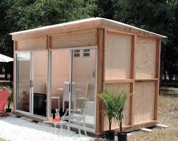 Backyard Office Kit by Metroshed Contemporary Prefab Studios Other Metro David