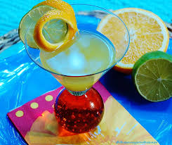 Summer Cocktail Endless Summer Cocktail Five Ingredient Friday The Saucy
