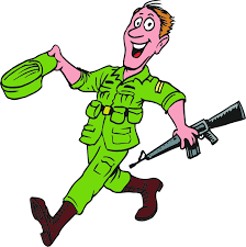 soldier military coloring pages for kids womanmate com army