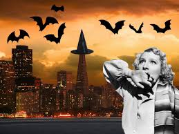 halloween city sunnyvale ca mapping the 31 most haunted spots in the bay area