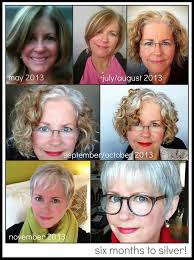 images of grey hair in transisition grey is ok grey transitions