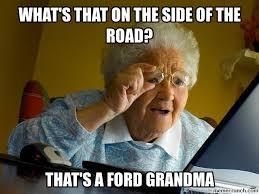 Ford Sucks Meme - sucks