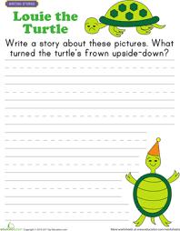 picture prompt worksheet education com