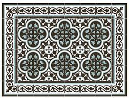 Tile Decoration Decorative Mats Vinyl Tiles Decals For Floor U0026 Wall By Videcor