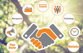 closing sales with dignity and respect tree services