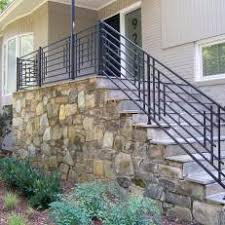 Stone Banister Photos Hgtv