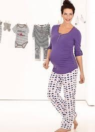 maternity nightwear maternity pyjamas by bpc bonprix collection bonprix