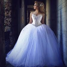 beading princess wedding dresses 2017 vestido de noiva sweetheart