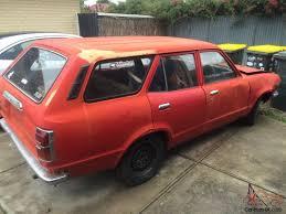 mazda models uk 808 wagon 1976 4 cylinder for restoration or parts car hard to