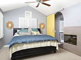 install a sliding yellow door hgtv