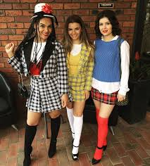 Cher Halloween Costumes Cher Horowitz Clueless Halloween Costume Style