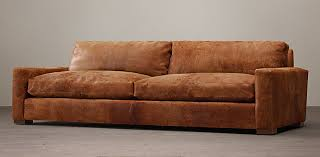 restoration hardware maxwell leather sofa maxwell leather rh regarding sofa restoration hardware idea 4