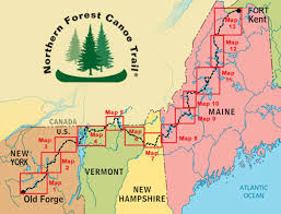 New York Appalachian Trail Map by Outdoor Enthusiast February 2013