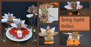 turkey napkin ring napkin holder